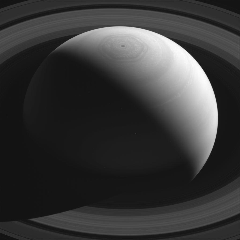 Saturn on August 26, 2014
