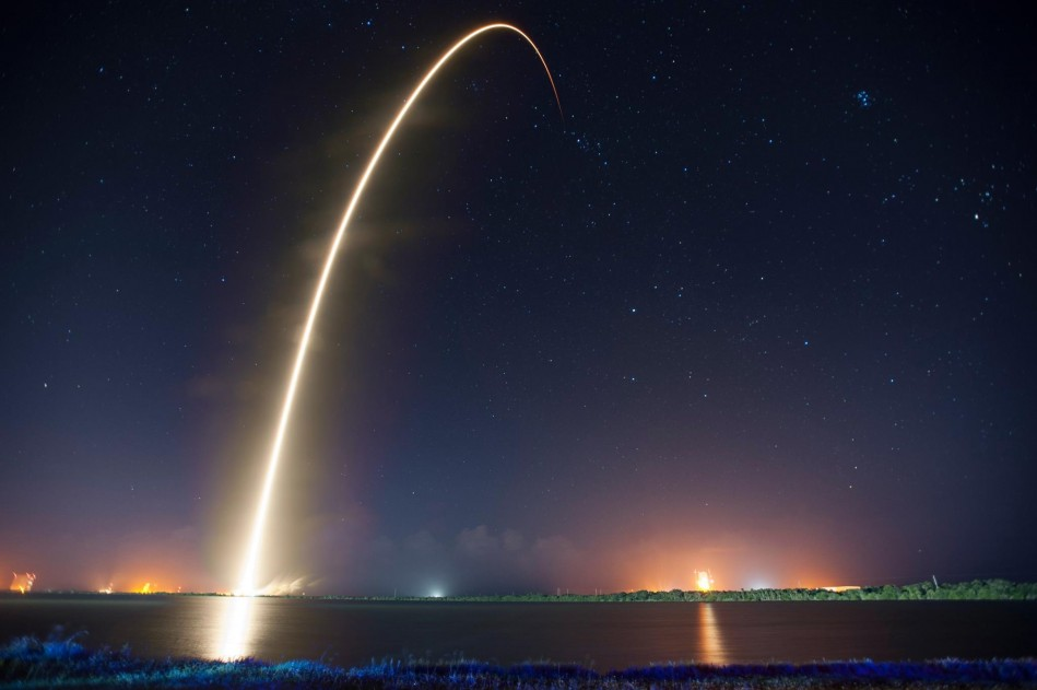 SpaceX CRS-4 launch