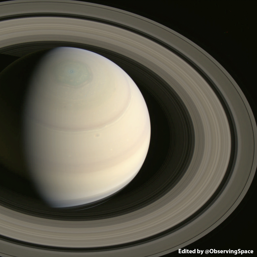 Saturn on Sep. 6, 2014