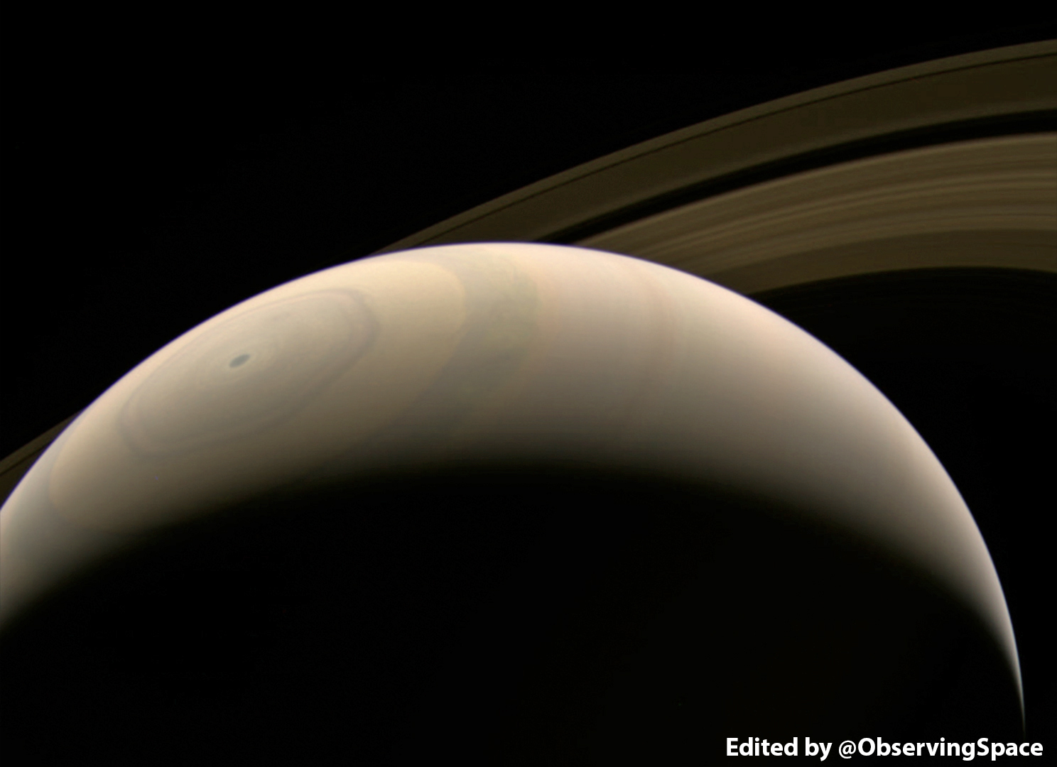 Saturn on Aug. 23, 2014