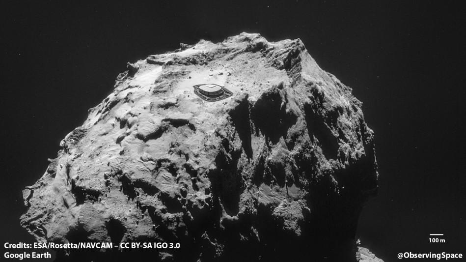 Comet 67P c