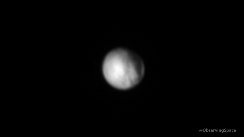 Pluto on July 3, 2015 - 04:46:00 UTC