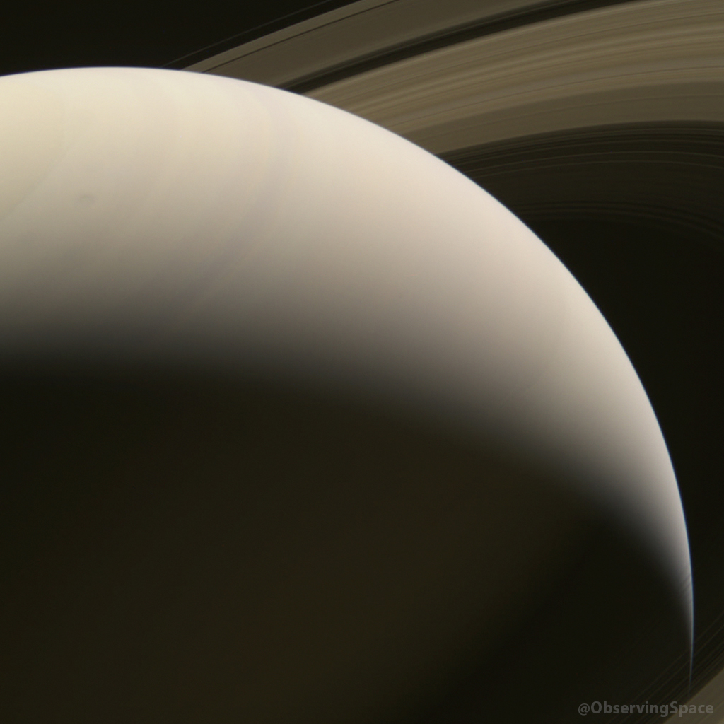 Saturn on January 21, 2017